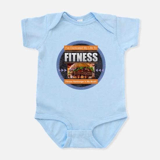 Fitness - Hamburger Body Suit