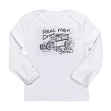 Unique Old skool Long Sleeve Infant T-Shirt