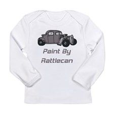 Cute Rat Long Sleeve Infant T-Shirt