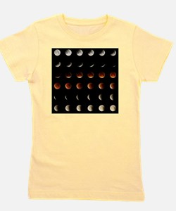 2015 Lunar Eclipse Girl's Tee