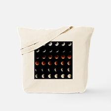 2015 Lunar Eclipse Tote Bag