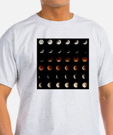 2015 Lunar Eclipse T-Shirt