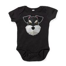 Funny Animals Baby Bodysuit