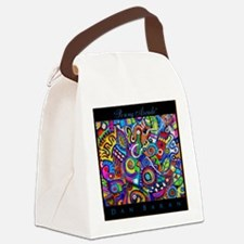 Penny Arcade Canvas Lunch Bag