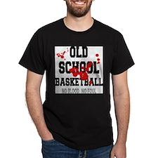 Unique Collage basketball T-Shirt