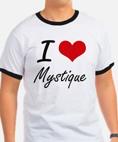 I Love Mystique T-Shirt