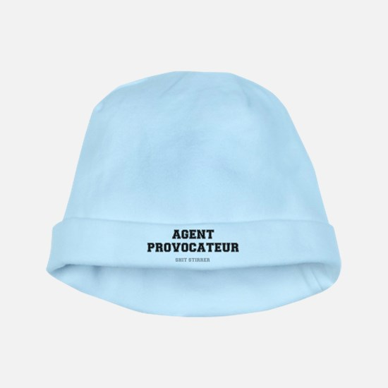 AGENT PROVOCATEUR - SHIT STIRRER! Baby Hat