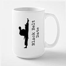 Martial Arts Large Mug