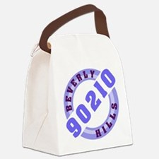 90210 TV Canvas Lunch Bag
