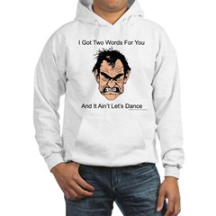 The Two Words Hoodie
