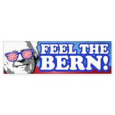 Bernie Sanders - Feel the Bern 2016 Bumper Bumper Bumper Sticker