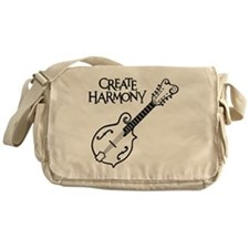 MANDOLIN HARMONY Messenger Bag