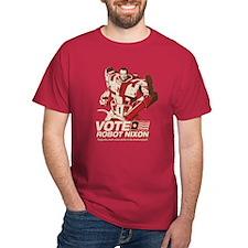 robot nixon T-Shirt