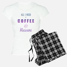 Coffee and Mascara Pajamas