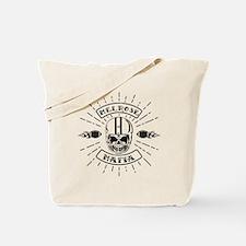 Melrose Tattoo Tote Bag