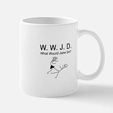 Unique Fight back Mug
