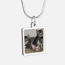 Cute Kittens Necklaces