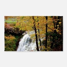 The Falls In Fall Area Rug