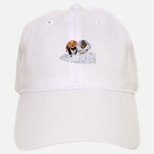 Wedding Dachshunds Dogs Baseball Baseball Cap