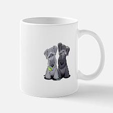 KiniArt Cesky Terriers Mug