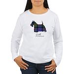 Terrier-Gall.MacDonald Women's Long Sleeve T-Shirt