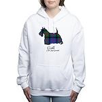Terrier-Gall.MacDonald Women's Hooded Sweatshirt