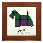Terrier-Gall.MacDonald Framed Tile