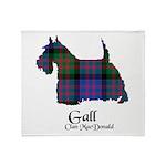 Terrier-Gall.MacDonald Throw Blanket