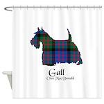 Terrier-Gall.MacDonald Shower Curtain