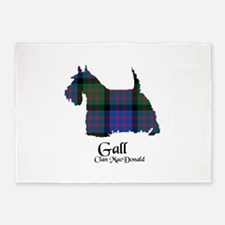 Terrier-Gall.MacDonald 5'x7'Area Rug