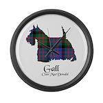Terrier-Gall.MacDonald Large Wall Clock