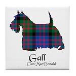 Terrier-Gall.MacDonald Tile Coaster
