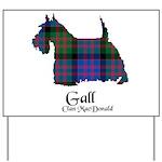 Terrier-Gall.MacDonald Yard Sign