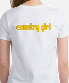 Proud To Be A Country Girl Women's T-Shirt