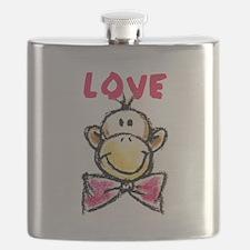 Love Monkey Flask
