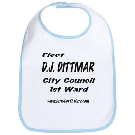 Ditty City Council Bib