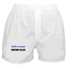 Worlds Greatest FORTUNE TELLER Boxer Shorts