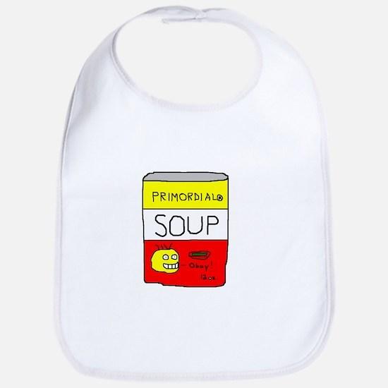 Primordial Soup Bib