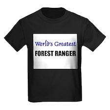 Worlds Greatest FOREST RANGER T