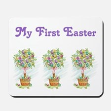 MY FIRST EASTER Mousepad