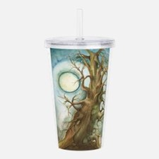 Juniper Moon Acrylic Double-wall Tumbler