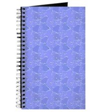 Textured Lilac Journal