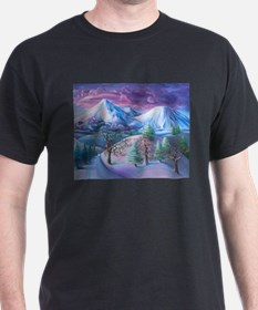 Mt Shasta Sunrise T-Shirt