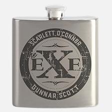 Nashville The Exes Flask