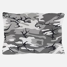 Urban Camo Pillow Case