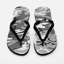 Urban Camo Flip Flops