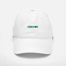 Bed & Biscuit Lane, Black Mountain (NC) Baseball Baseball Cap
