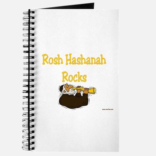 Rosh Hashanah Rocks Journal