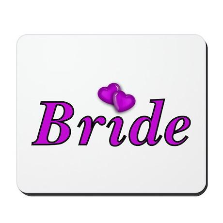 Bride Simply Love Mousepad