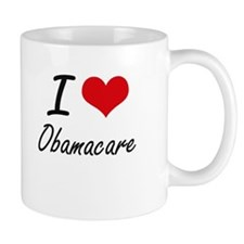 I Love Obamacare Mugs